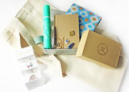 If you are like most of us, the holiday hoopla can leave you focusing on everyone else but yourself. But, you know what you deserve? A gift box for YOU.