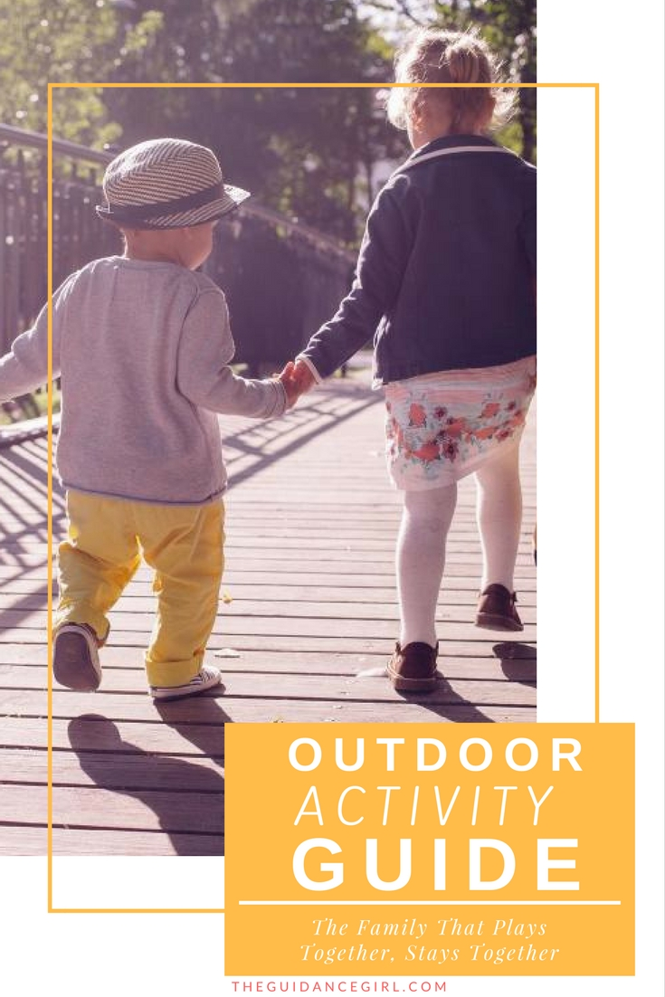 Families who engage in activities together have been shown to have better relationships with one another. Here is a guide to outdoor activities this summer.