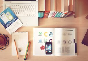 Stress and Your Friendships - Stressful work desk - Stationary