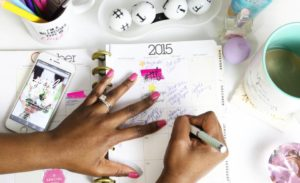 Want to declutter and get organized this year? Planner