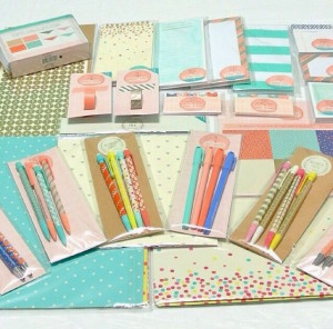 Want to declutter and get organized this year? Target Stationary