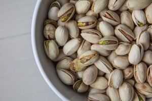 pistachios - Even with a busy schedule, it's possible to eat snacks on the go that aren't bad for you. Try these high energy foods to keep you feeling fresh and focused.