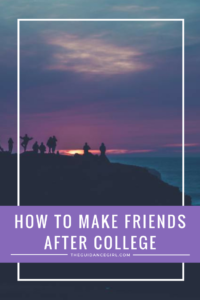 Trying to make friends as adults isn't that easy. We graduate, we move to bigger cities, and our social network of friends start to get smaller and smaller.