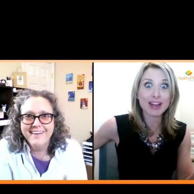 "#VideooftheDay If you can't tell I LOVED taking with @tanya_j_peterson_ncc_author about anxiety & healing. Tanya was our guest for this weeks #mentalhealth Q&A on @healthyplace  She shares her story and tools for managing #anxiety as well as answers your questions take a look at the full interview in my in my bio. Tanya also writes the award winning blog "" Anxiety Schmanxiety"" on @healthyplace grateful for your guidance Tanya!"