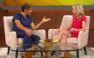 Emily Roberts on The Dr. Oz Show